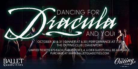 Dancing for Dracula and You! tickets