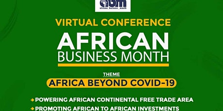 African Business Month Conference tickets