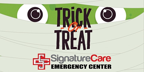 Socially Distanced Trick or Treat with SignatureCare! tickets