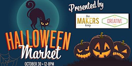 Halloween Market tickets