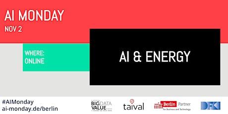 AI Monday - November 2 - AI & Energy tickets