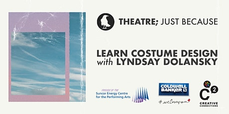 Learn Costume Design with Lyndsay Dolansky tickets