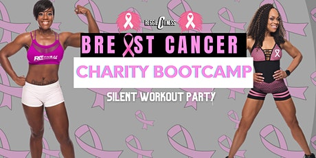 Breast Cancer Charity Bootcamp w/ Reggie C Fitness & Jiggaerobics tickets