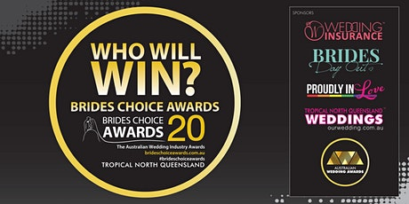 2020 Brides Choice Awards - Tropical North Queensland tickets