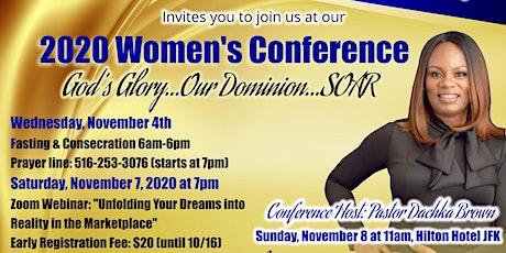 SOAR 2020 CIOM Women's Conference Webinar tickets