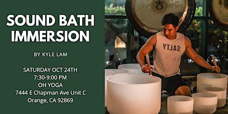 Sound Bath Immersion (Central OC)