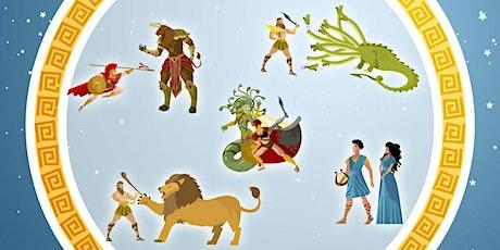 Greek Mythology: Greek Demi-Gods, Heroes and their Adventures tickets