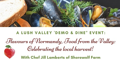 Flavours of Normandy, Food from the Valley SOLD OUT tickets