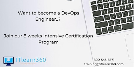 Do you want to become a DevOps Engineer..? tickets