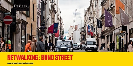 NETWALKING BOND ST: Property & Construction networking in aid of LandAid tickets