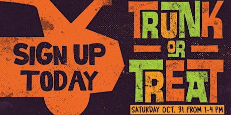 Trunk or Treat (Free Halloween Event) tickets