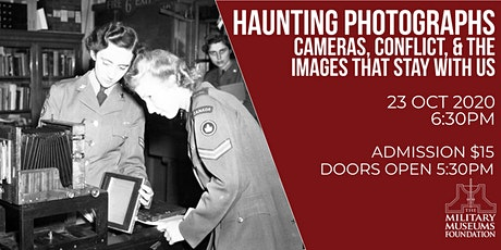 Haunting Photographs Cameras, Conflict, & the Images That Stay With Us tickets