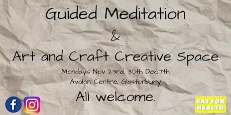 Art & Meditation tickets