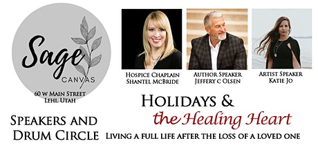 Healing Hearts with Jeff Olsen, Shantel McBride and Katie Jo tickets