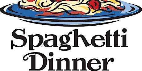 Drive Thru Spooktacular Spaghetti Dinner tickets