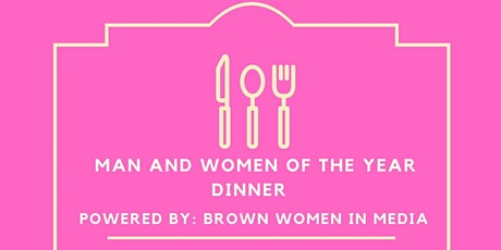 Man and Women of The Year Dinner tickets