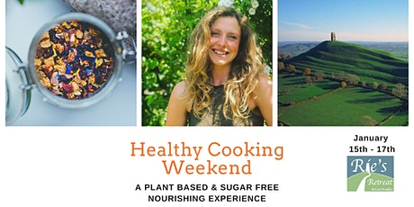 Healthy Cooking Weekend tickets