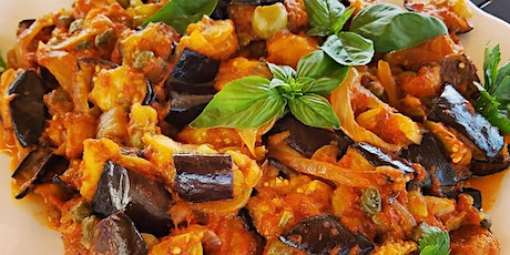 Experience Sicily presents Learn to Make and Preserve Caponata Online tickets