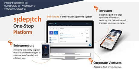 Sidepitch - The Fastest way to raise Early -Stage Capital! tickets