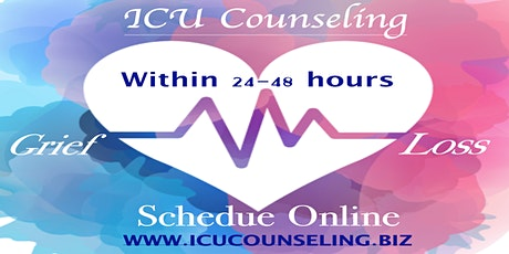 ICU COUNSELING ONLINE- www.ICUcounseling.biz tickets