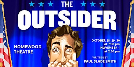 The Outsider tickets