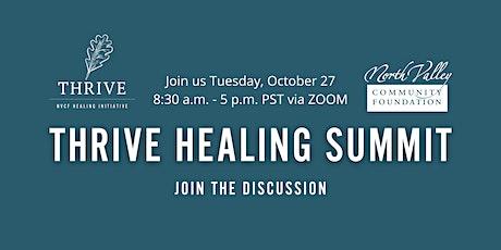 2020 Thrive Healing Summit tickets