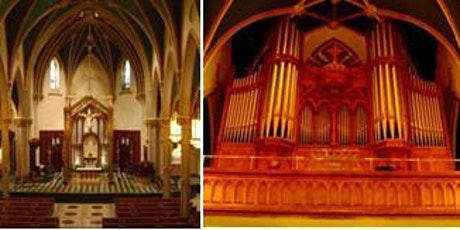 Pipe Organ Recital-Michael Kaminski @ Cathedral of Saint Augustine Bdgprt tickets