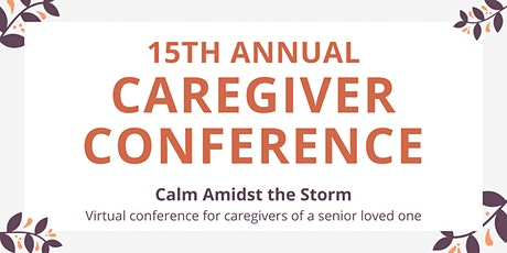 15th Annual Caregiver Conference tickets