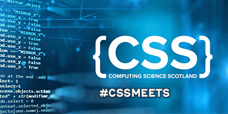 #cssmeets - 4th November 2020 tickets