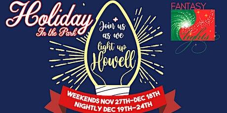 Light Up Howell tickets