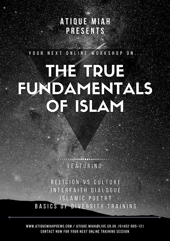 Explore the True Fundamentals of Islam image