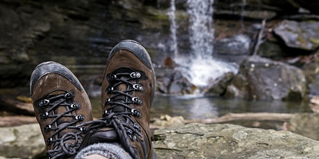 Winter Waterfall Nature Walk tickets
