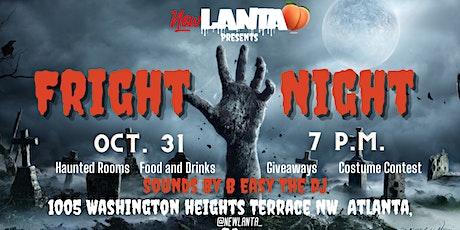 NewLanta's Fright Night tickets