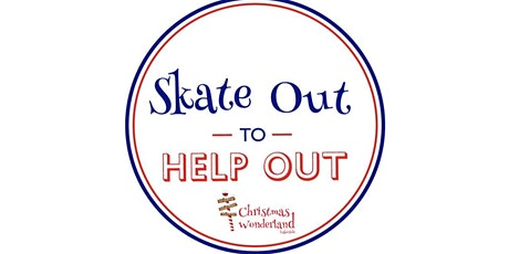 Skate Out to Help Out, Tue 5th January at Christmas Wonderland Lakeside tickets