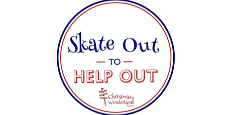 Skate Out to Help Out, Wed 6th January at Christmas Wonderland Lakeside tickets