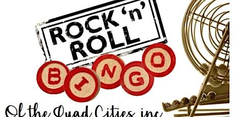 Rock n' Roll Bingo for the Rock Island County Children's Advocacy Center tickets