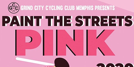 Grind City Cycling Club Present: Paint The Streets Pink 2020 tickets