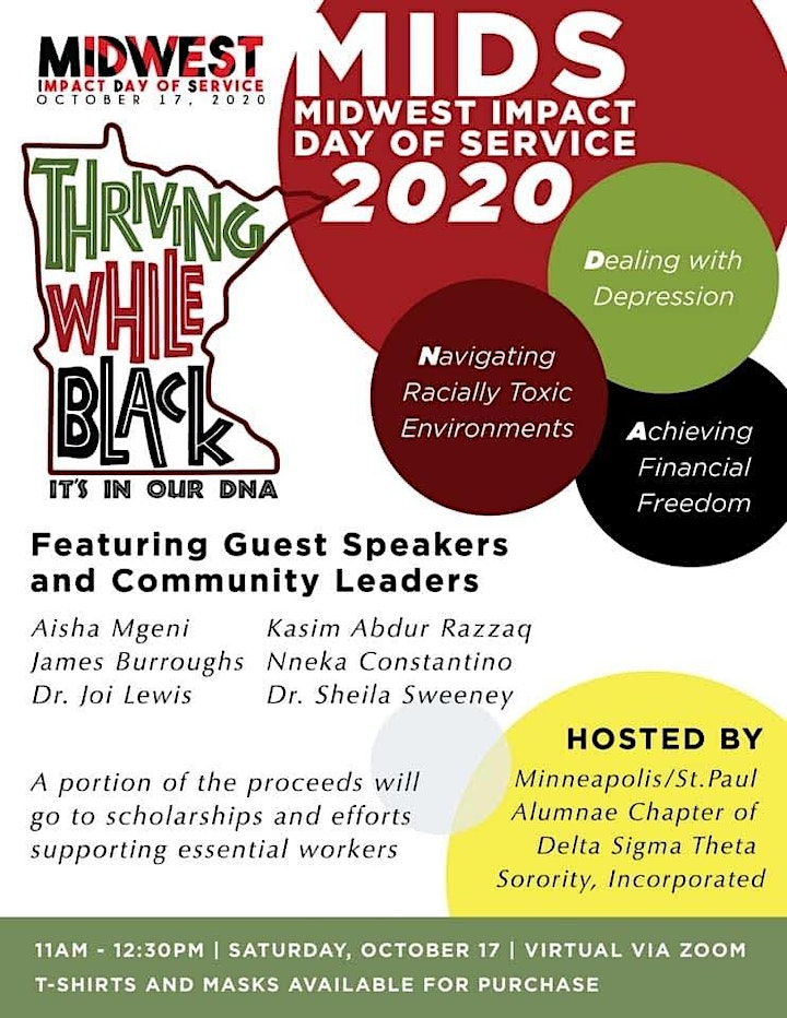 Thriving While Black: Impact Day of Service image