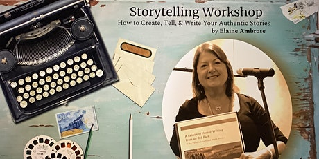 Free Writing Workshop:	Your Journey is Your Story tickets