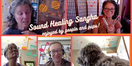 2nd Sunday Sound Healing Sangha tickets