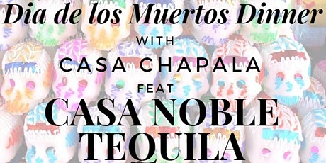 Tequila Dinner featuring Casa Noble Tequila tickets