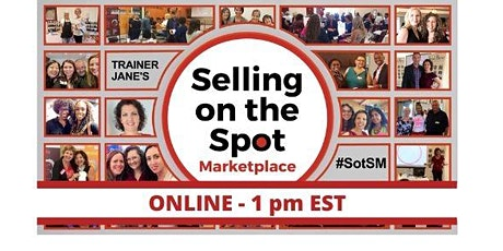Selling on the Spot Marketplace - Black Friday Specials tickets