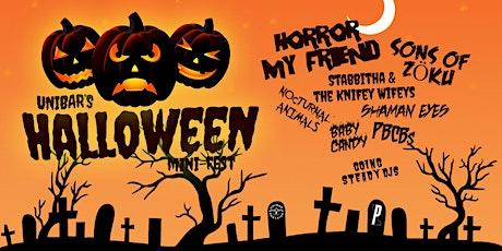 UniBar's Halloween-Fest tickets