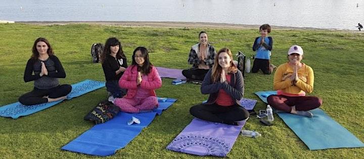 Evening Yin Yoga Ritual & Sound Healing image