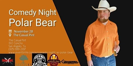 Comedy Night w/ Polar Bear tickets