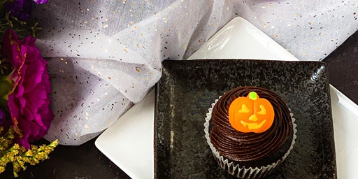 Halloween Cupcake Workshop