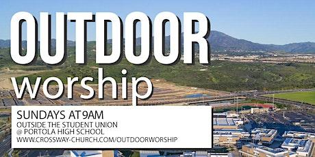 (IRVINE) Crossway Community Church - OUTDOOR Sunday Service on October 25 tickets