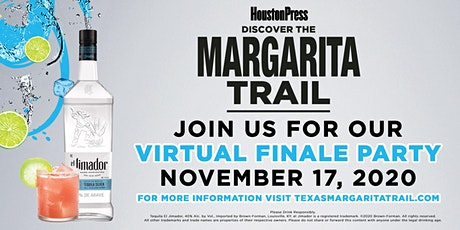 Margarita Trail Virtual Finale Party tickets