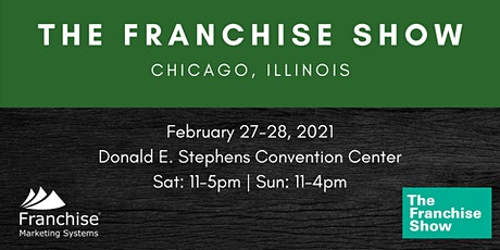 The Franchise Show | Chicago, Illinois tickets