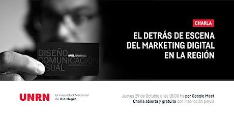 CHARLA ׀ El detrás de escena del marketing digital en la región entradas